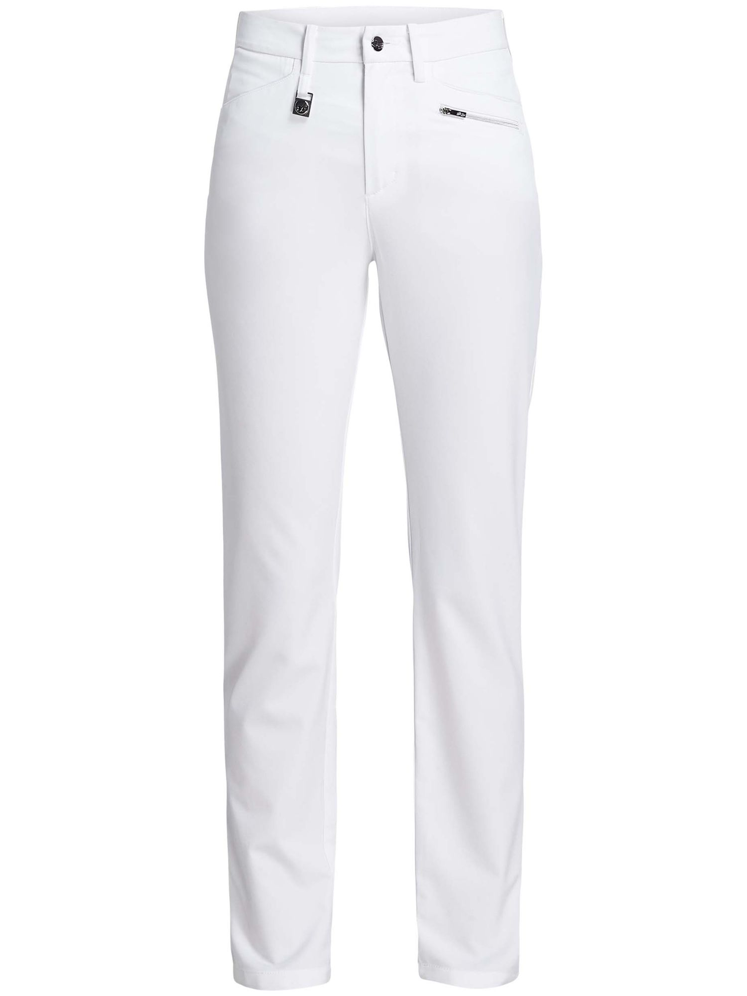 Rohnisch Comfort Stretch Trouser, White