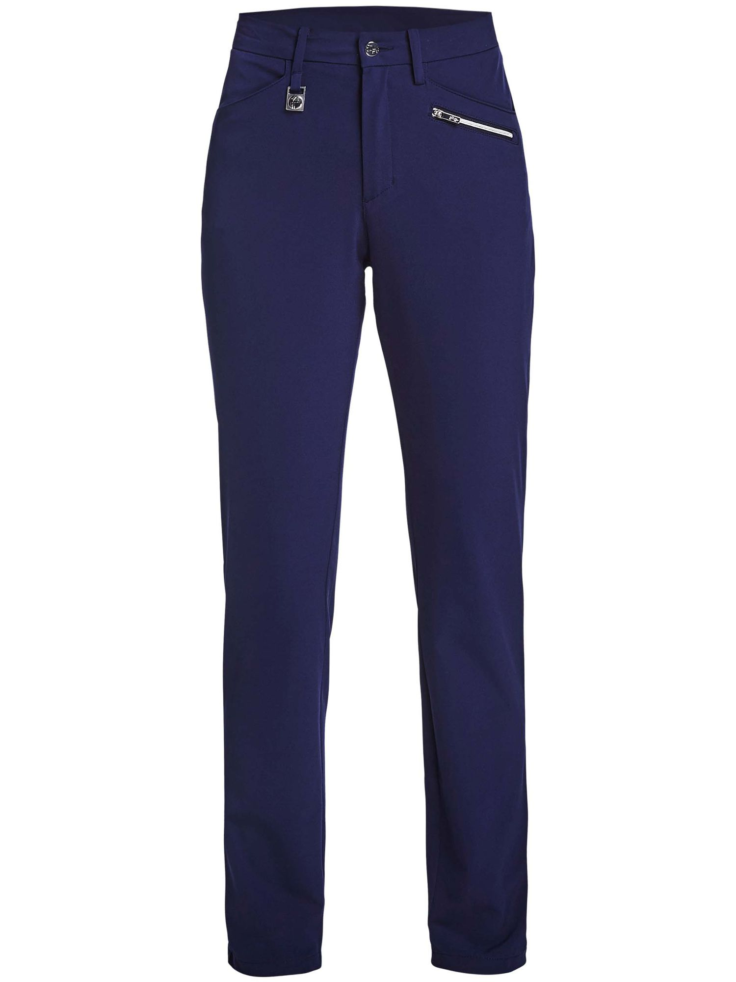 Rohnisch Comfort Stretch Trouser, Blue