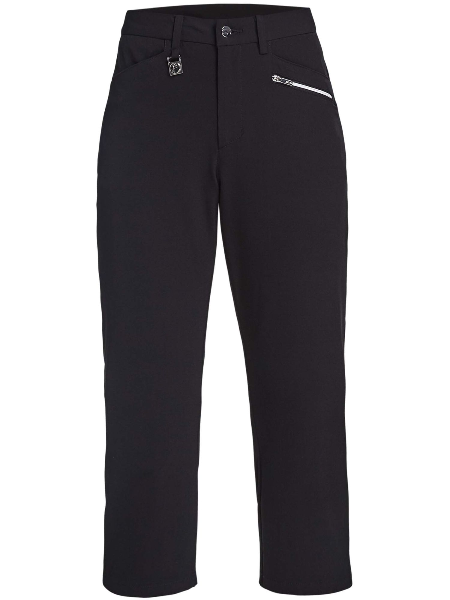 Rohnisch Comfort Stretch Capri, Black