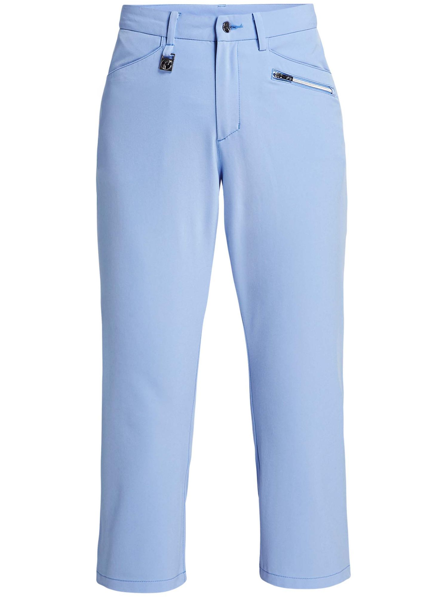 Rohnisch Comfort Stretch Capri, Blue