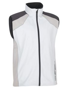 Galvin Green Bond Full Zip Windstopper Gilet
