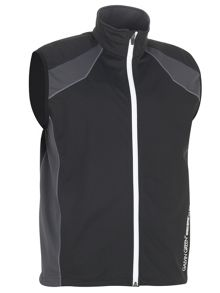 Bond full zip windstopper vest