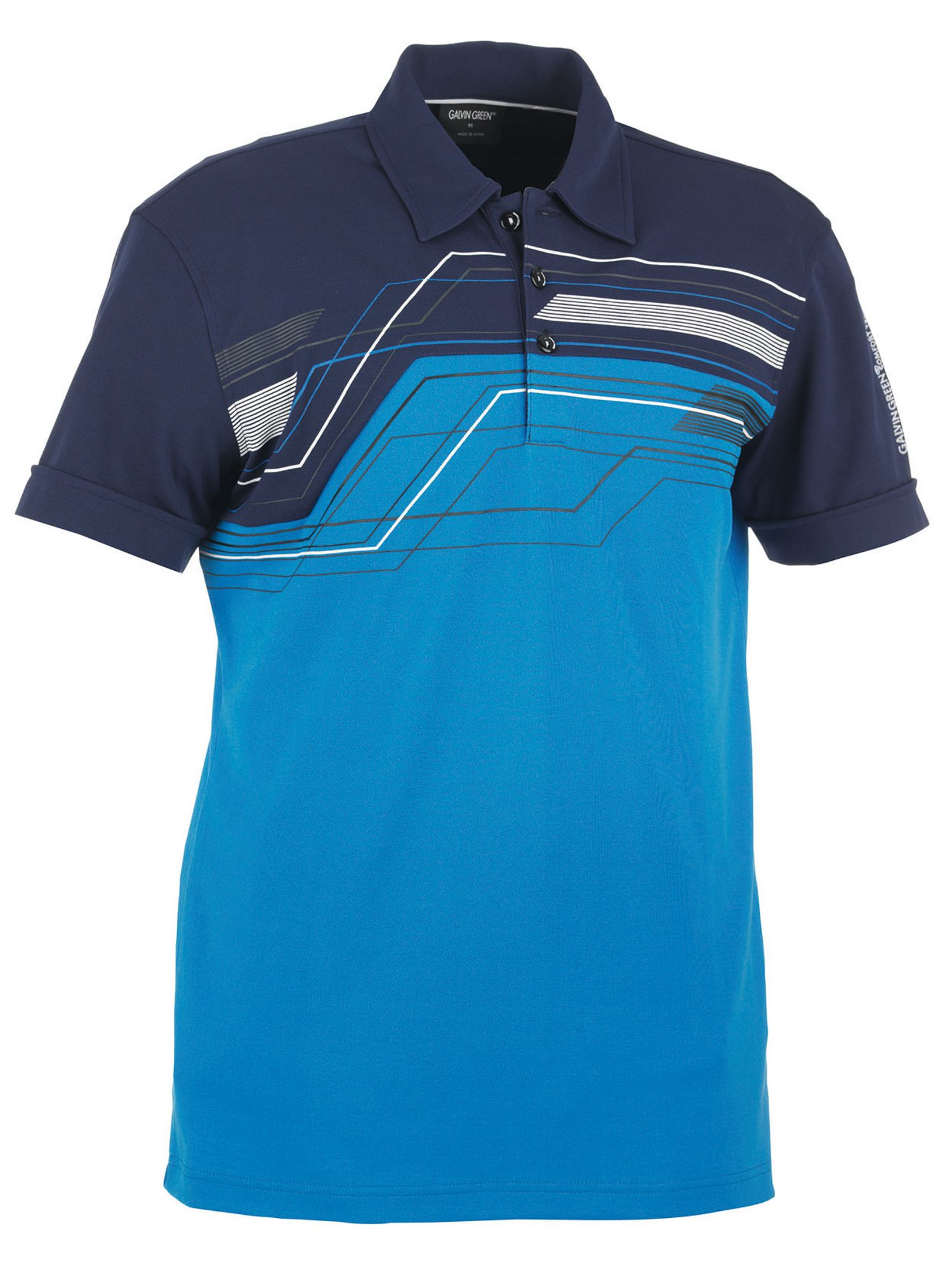 Merlin polo shirt
