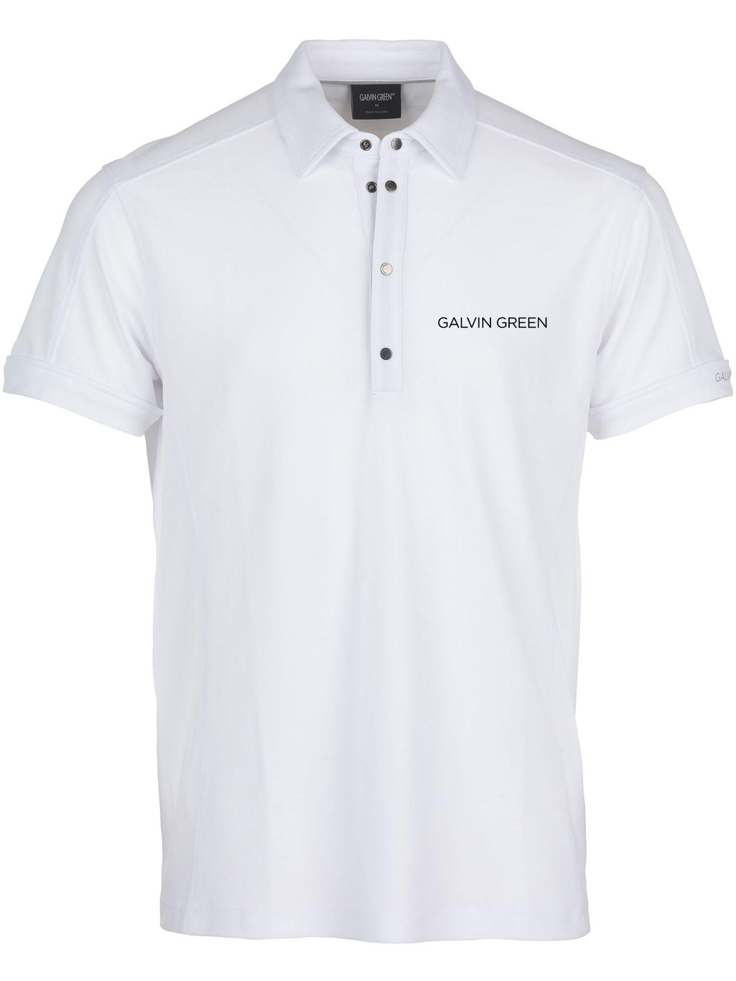 Men's Galvin Green Manley Polo, White