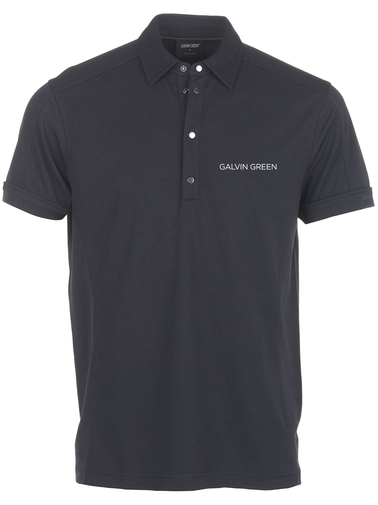 Men's Galvin Green Manley Polo, Black