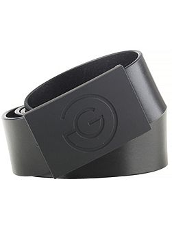 Wells Leather Belt