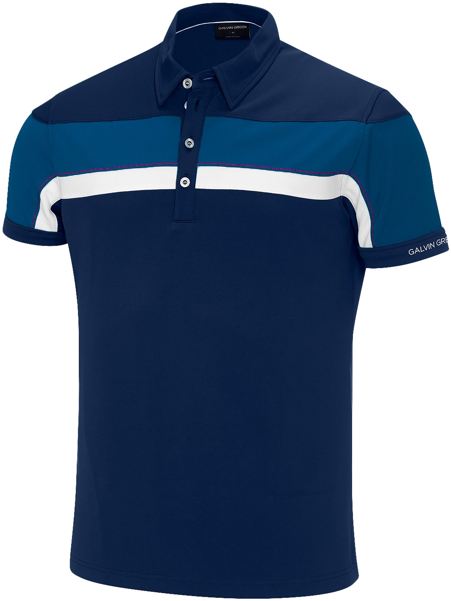 Men's Galvin Green Mitchell Ventil8 Polo, Blue