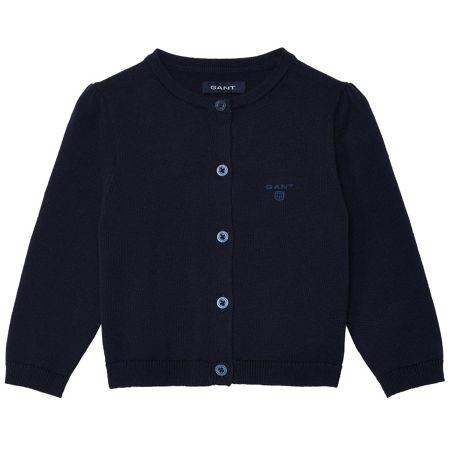 Gant Girls Cotton Cardigan