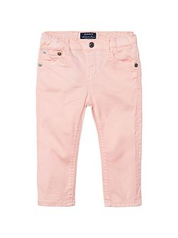 Girls 5-Pocket Twill Serena Pant