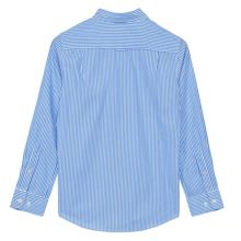 Boys Striped Banker Shirt