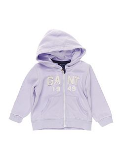 Girls Zip Hood Jacket