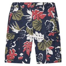 Gant Boys Printed Cargo Shorts