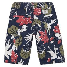 Boys Printed Cargo Shorts
