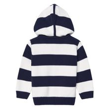 Baby Boys Knitted Hood