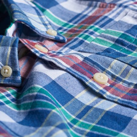 Gant Baby Boys Oxford Madras Shirt
