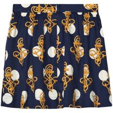 Gant Girls Anchor Dot Skirt