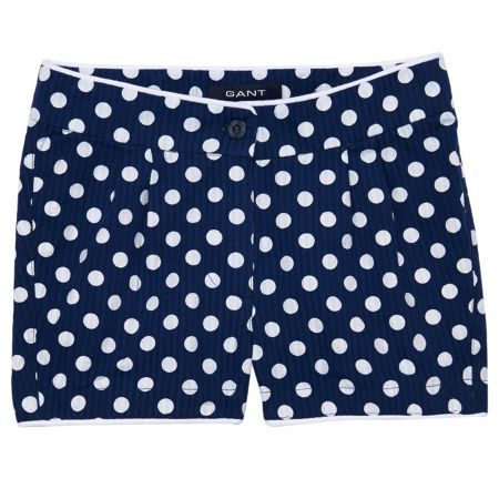 Gant Girls Seersucker Dot Shorts