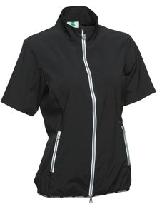 Daily Sports Fade short sleeve wind jacket
