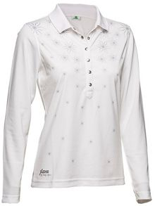 Daily Sports Betty Long Sleeved Polo