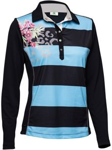 Daily Sports Avery Long Sleeved Polo