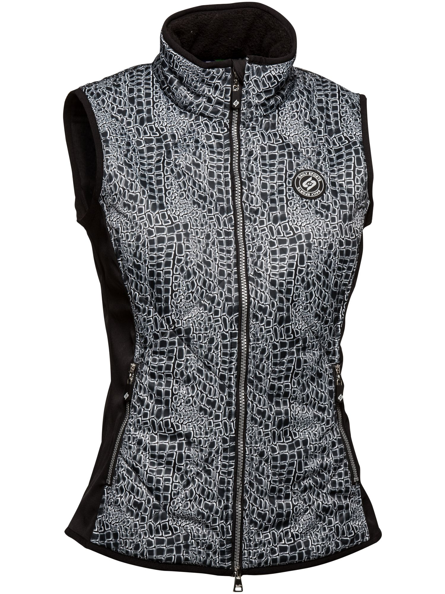 Daily Sports Daily Sports Laura wind vest, Black