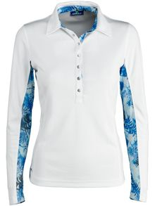 Daily Sports Renata Long Sleeve Polo