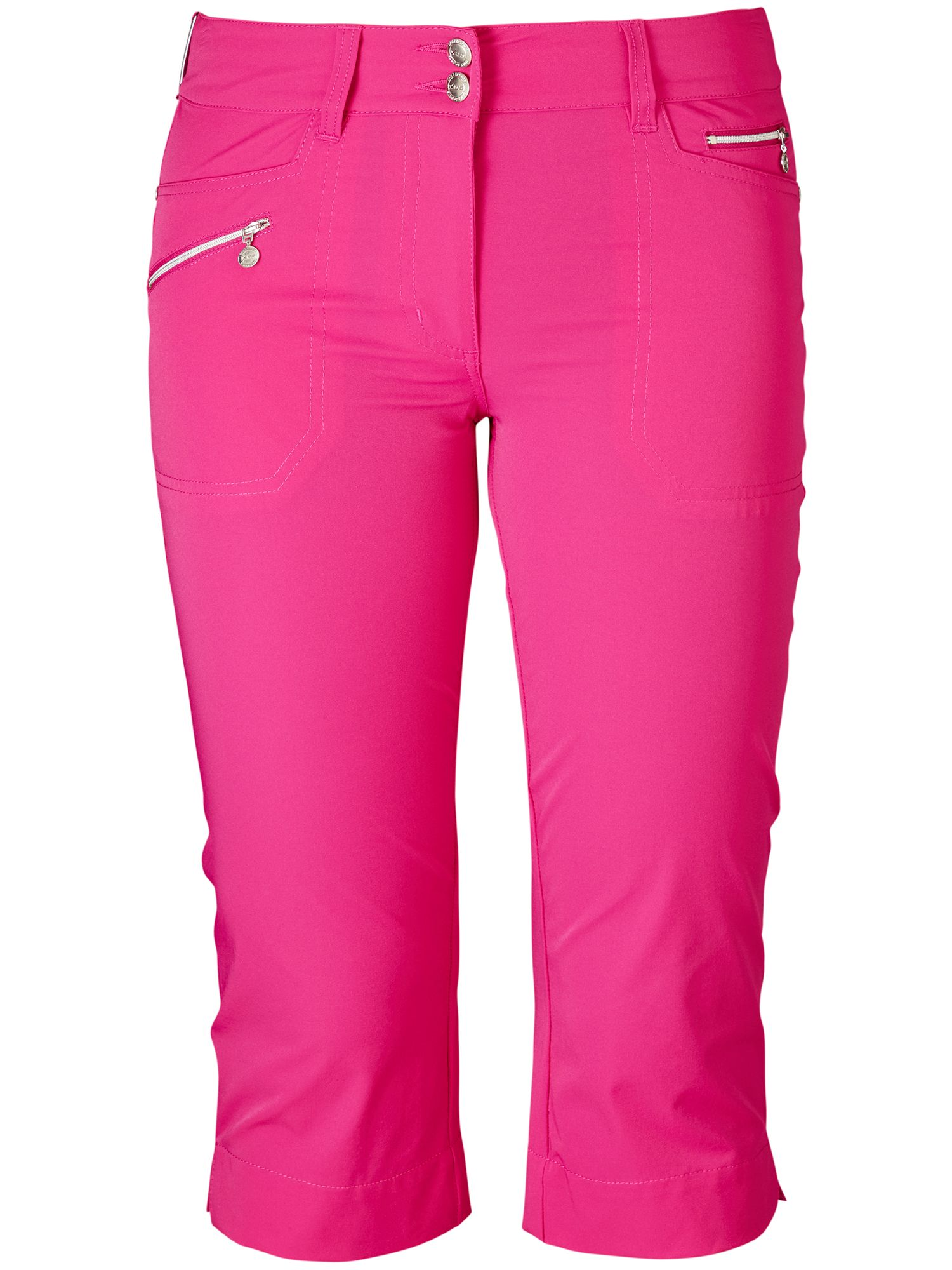 Daily Sports Miracle Capri, Pink