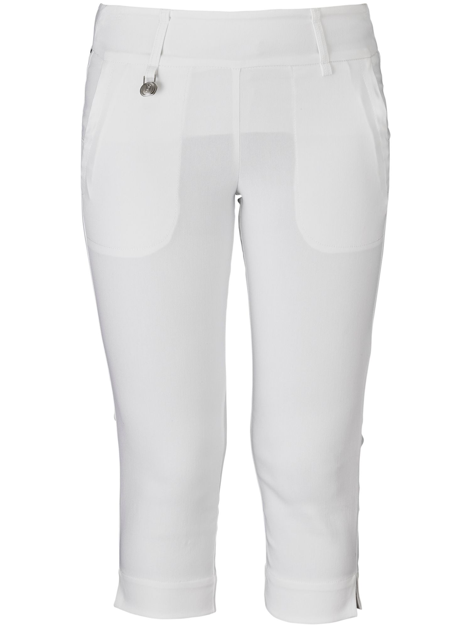 Daily Sports Magic Capri, White