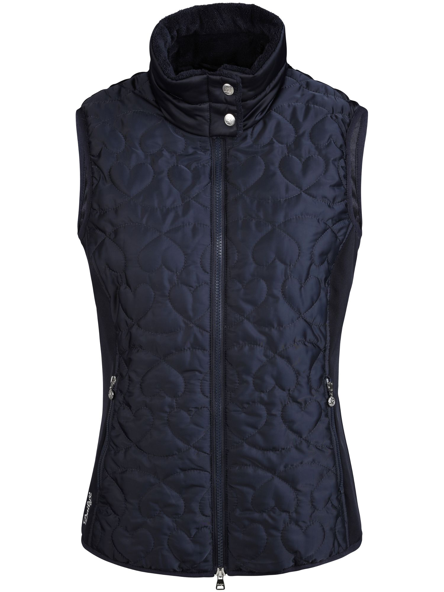 Daily Sports Harley Quilted Gilet, Blue