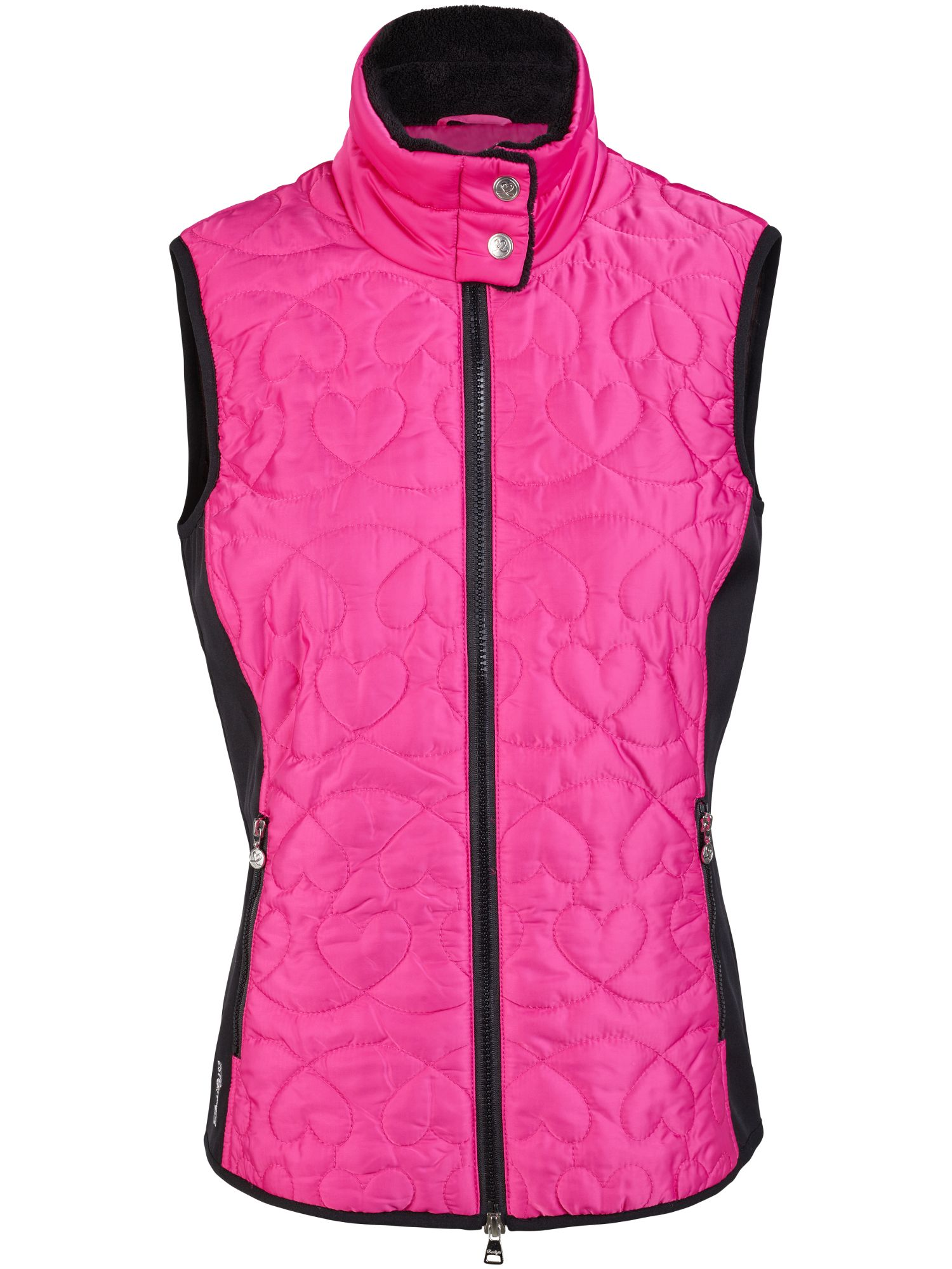 Daily Sports Harley Quilted Gilet, Red