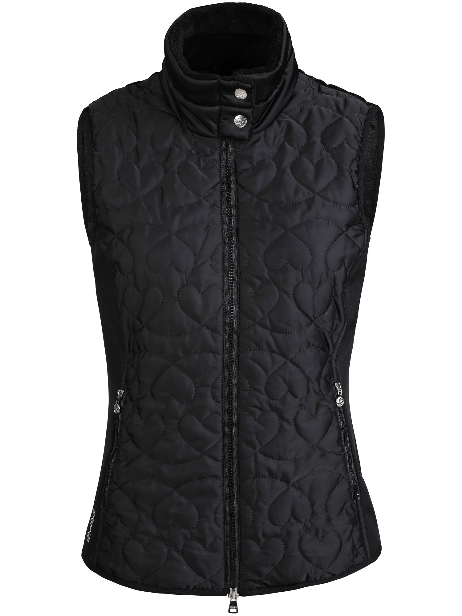 Daily Sports Harley Quilted Gilet, Black