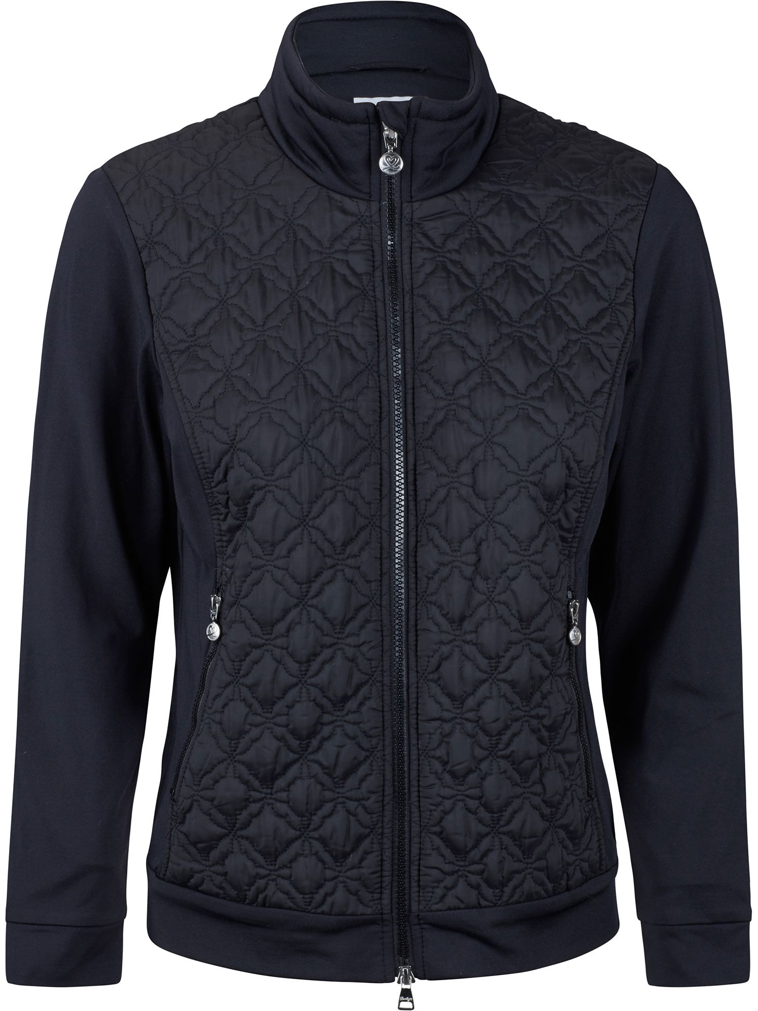 Daily Sports Course Jacket, Black