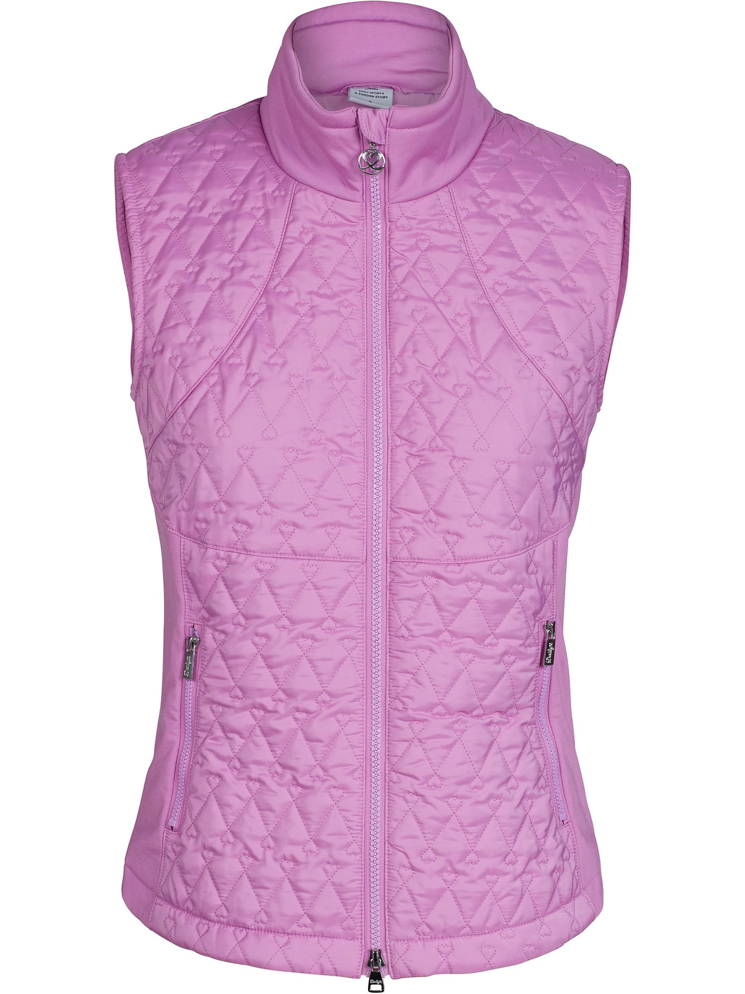 Daily Sports Club Wind Gilet, Pink