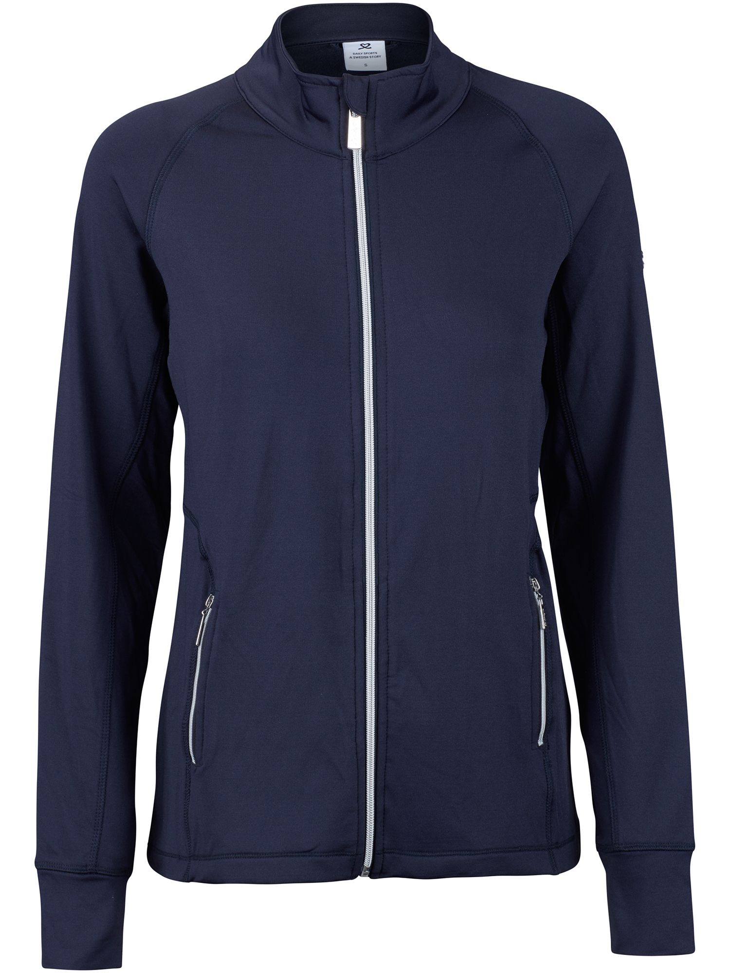Daily Sports Bounce Jacket, Blue