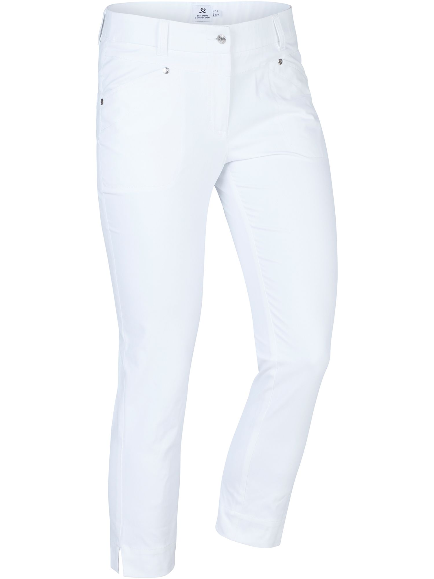 Daily Sports Lyric High Water Trousers, White