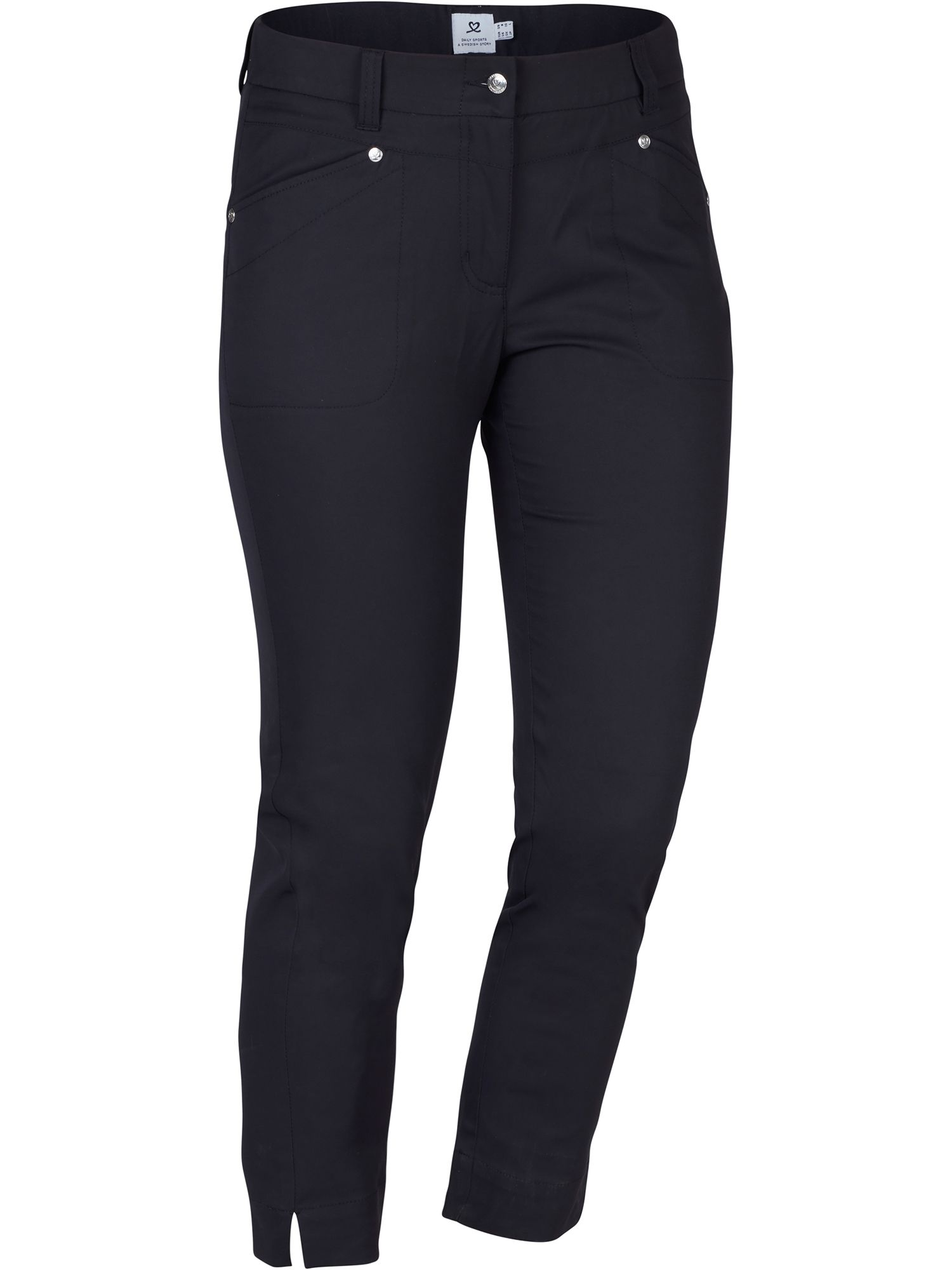 Daily Sports Lyric High Water Trousers, Black