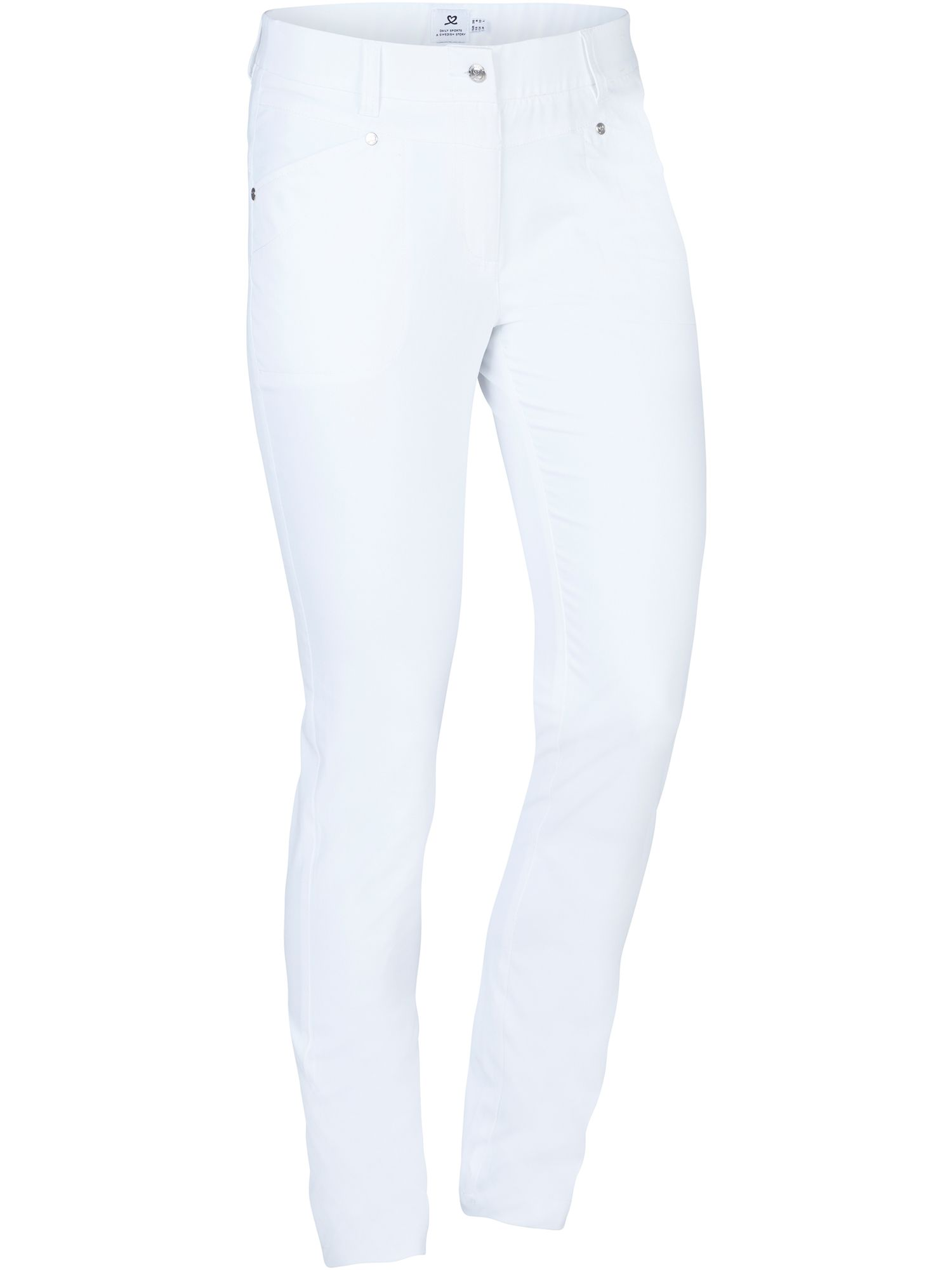 Daily Sports Lyric Trousers, White