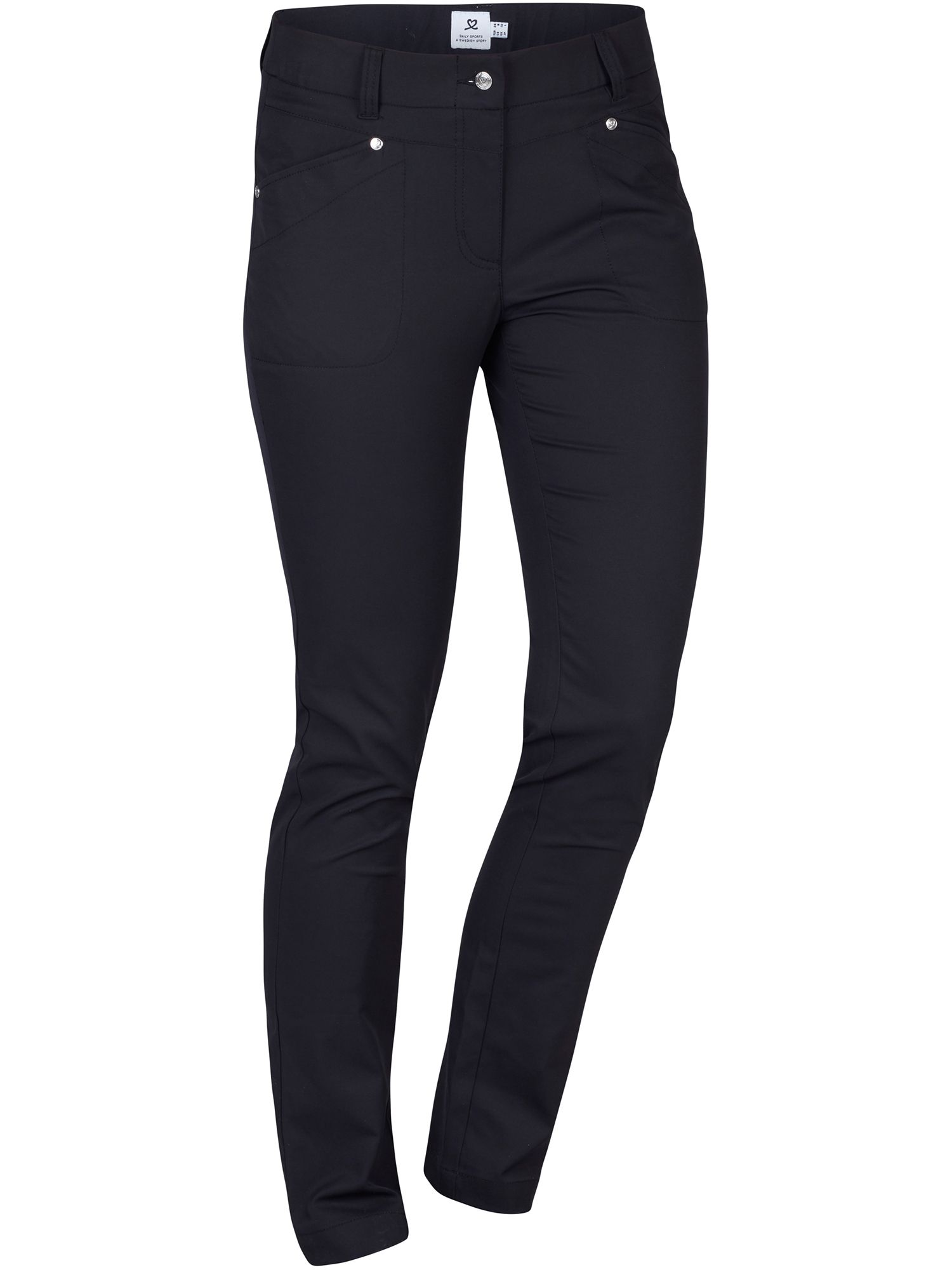 Daily Sports Lyric Trousers, Black