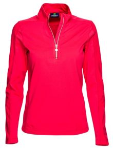 Mayra zip neck