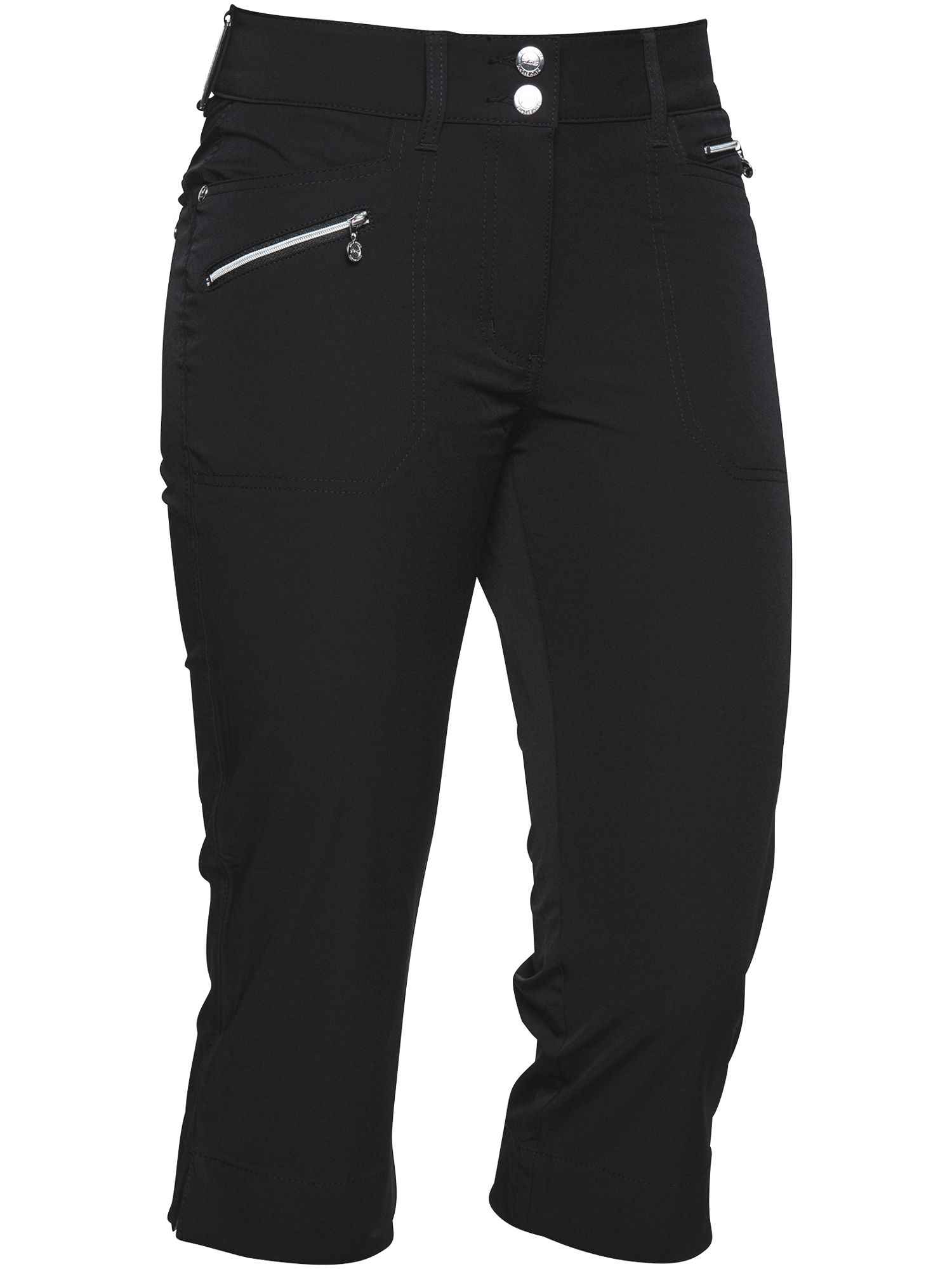 Daily Sports Miracle capri, Black