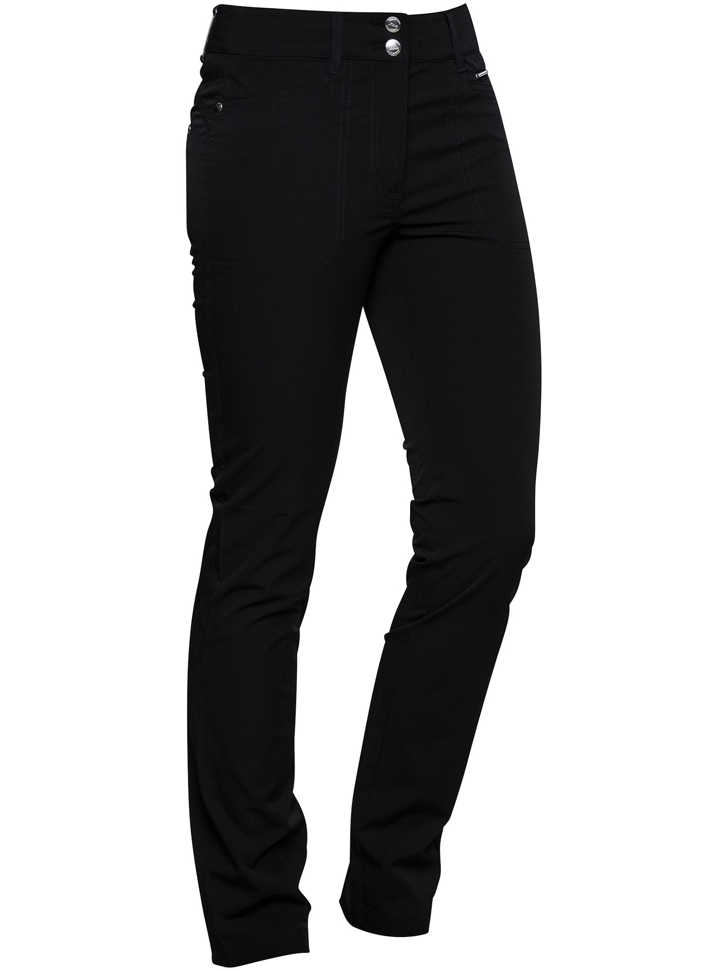 Daily Sports Miracle trousers, Black