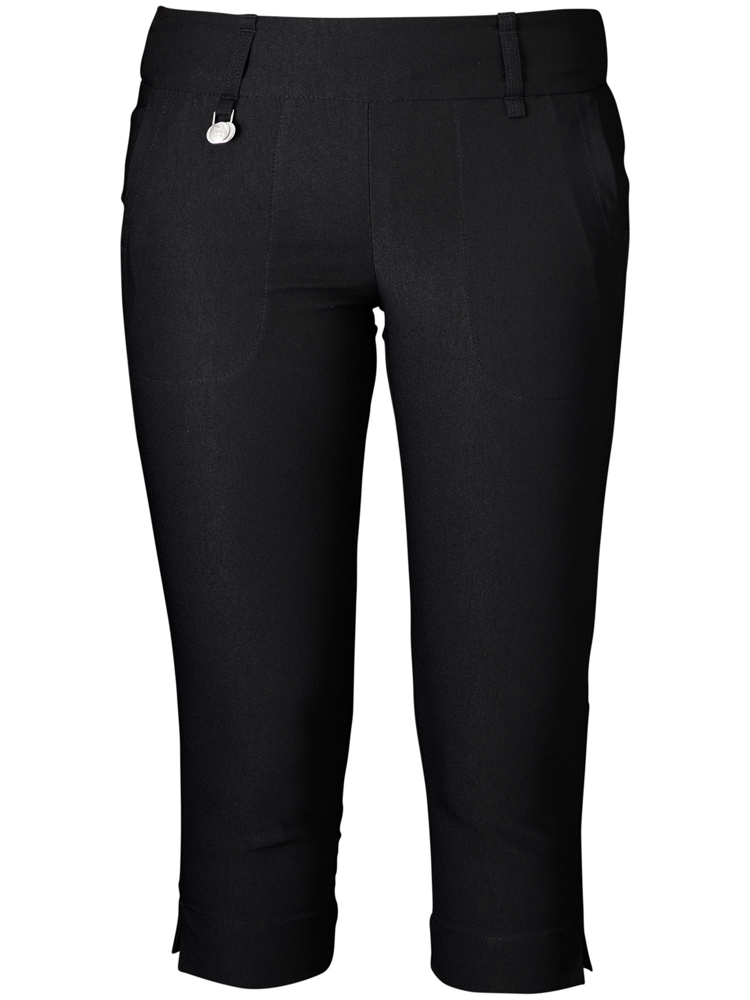 Daily Sports Magic Capri, Black