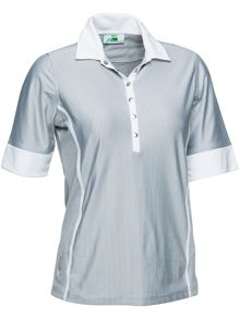Daily Sports Dora half sleeve polo shirt