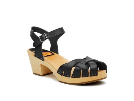 Swedish Hasbeens Pearl high sandals