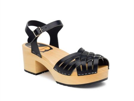 Swedish Hasbeens Marina sandals