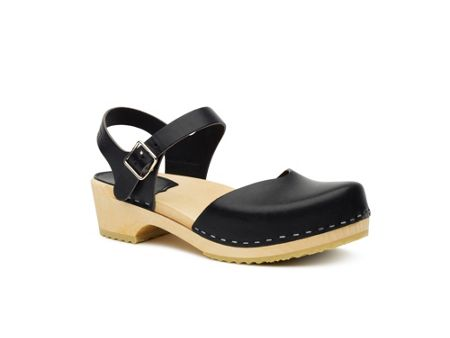 Swedish Hasbeens Covered low sandals