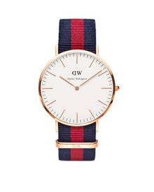 Daniel Wellington 0101DW mens strap watch