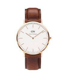 Daniel Wellington 0106DW Mens Strap Watch