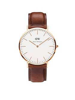 0106DW Mens Strap Watch