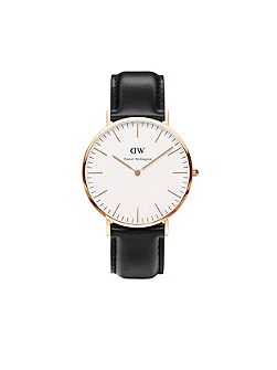 0107DW Mens Strap Watch